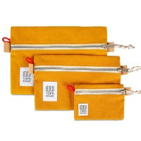 ACCESSORY BAGS-Canvas-Set of 3