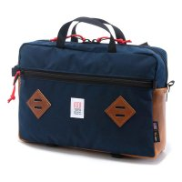 MOUNTAIN BRIEFCASE-LEATHER