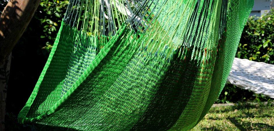 ハンモック チェア型 細糸アクリル チェアハンモック ヤンバルフォレスト