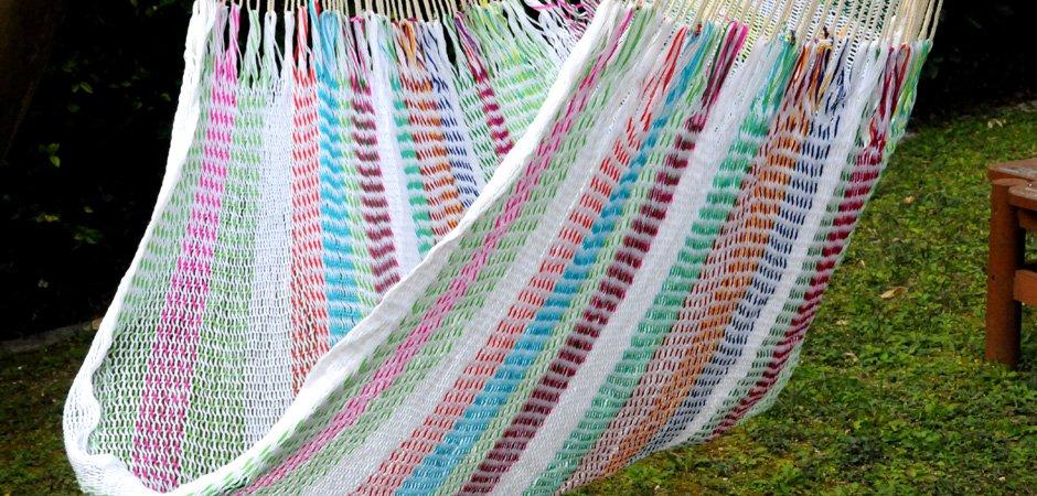 ハンモック チェア型 細糸アクリル チェアハンモック マーメイド