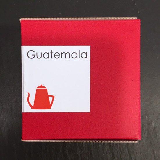 コーヒーテトラ キューブ箱入(3個入):グアテマラ