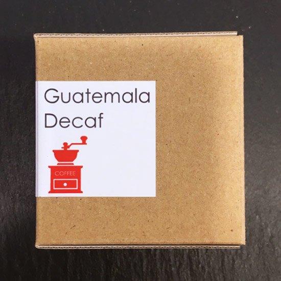 コーヒーテトラ キューブ箱入(3個入):グアテマラ・デカフェ