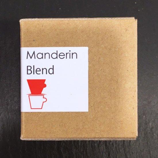コーヒーテトラ キューブ箱入(3個入):マンデリンブレンド