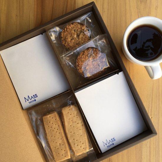 ドリップパックコーヒーと100%植物性の焼き菓子のギフト