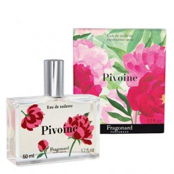 【フラゴナール】 2017年の花 Pivoine(ピボワン) 牡丹 オードトワレ50ml