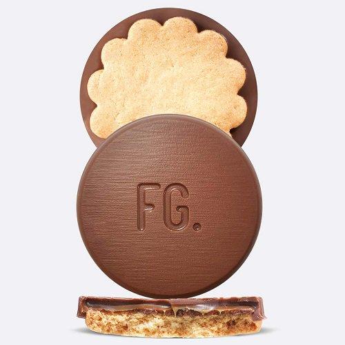 【ファブリス・ジロット】 ミルクチョコレート&塩キャラメル 9個入り 『デュアリテ』