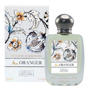 【フラゴナール】 Mon Oranger(モン オランジェ) オレンジの木 オードパルファン50ml