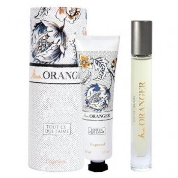 【フラゴナール】 Mon Oranger(モン オランジェ) オレンジの木 オードパルファン7.5ml+ハンドクリーム30ml