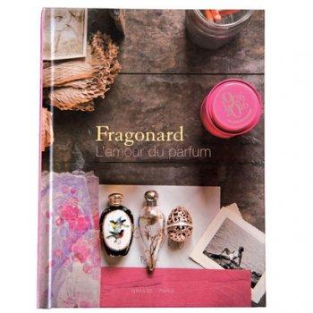 【フラゴナール】 フラゴナール90周年記念本 《L'amour du Parfum》