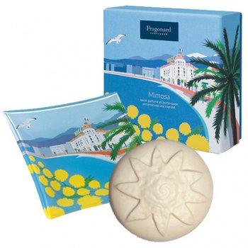 【フラゴナール】 Cote d'Azur Mimosa(コートダジュールミモザ) ミモザ 石けん150g&トレーセット
