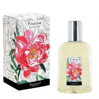 【フラゴナール】 Pivoine(ピボワン) 牡丹 オードトワレ