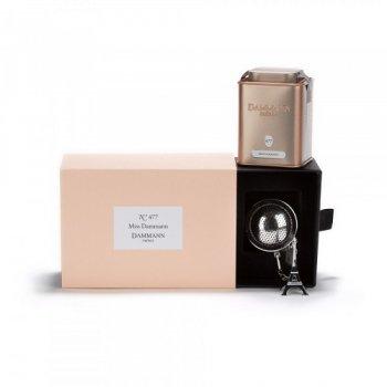【ダマンフレール】COFFRET N°477(コフレ N°477) Miss Dammann 30 g+ティーサーバーコフレ