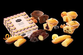 【ミストラル】 マドレーヌ・キャトルカール 焼き菓子詰め合わせ20個入り