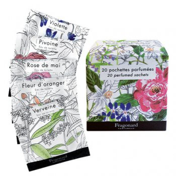 【フラゴナール】 香りのプチ袋 20袋