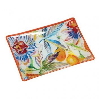 【フラゴナール】 Fleur de la Passion(フルールドゥラパッション)パッションフルーツの花 ソープトレー