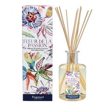 【フラゴナール】 Fleur de la Passion(フルールドゥラパッション)パッションフルーツの花  ルームフレグランス 200ml