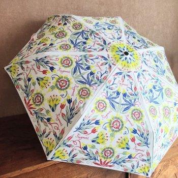 【フラゴナール】 オリジナル折りたたみ傘 ≪Fleur de la passion≫