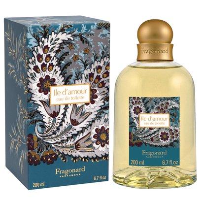 【フラゴナール】 香水 オードトワレ ile d'amour(イルダムール) 愛の島
