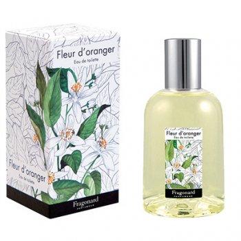 【フラゴナール】 Fleur d'oranger(フルールドランジェ) オレンジの花 オードトワレ