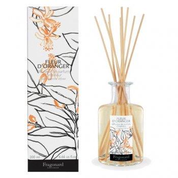 【フラゴナール】 Fleur d'oranger(フルールドランジェ) オレンジの花 ルームフレグランス200ml