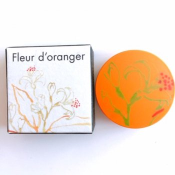 【フラゴナール】練り香水 Fleur d'oranger(フルールドランジェ) オレンジの花