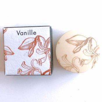 【フラゴナール】練り香水 Fleur de vanille(フルールドバニーユ) バニラの花
