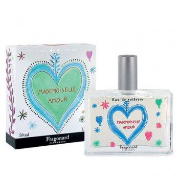 【フラゴナール】 Mademoiselle Amour(マドモワゼルアムール) オードトワレ50ml