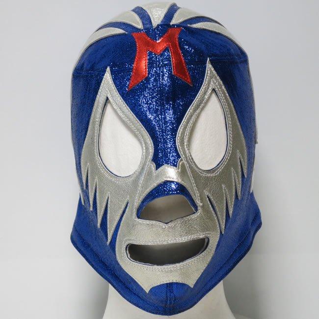 仮面貴族 ミル・マスカラス  試合用マスク ブルートレード IM23480