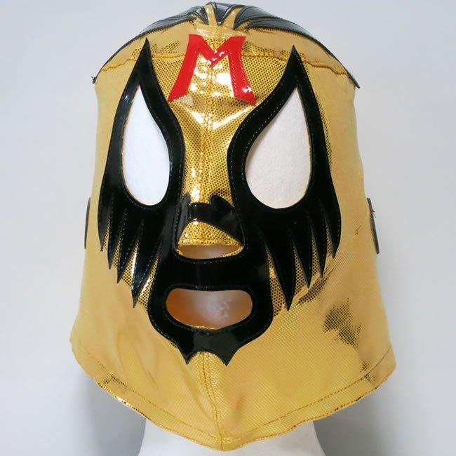 仮面貴族 ミル・マスカラス ゴールドトレード セミプロマスク  KM23481