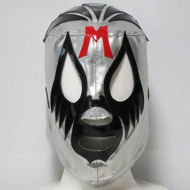 仮面貴族 ミル・マスカラス セミプロマスク トレード シルバー  KM23525