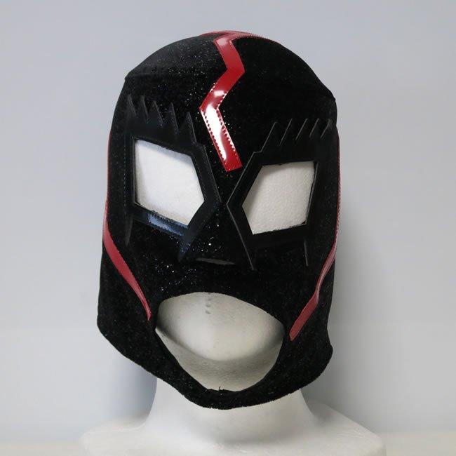 皇帝戦士 ビッグ・バン・ベイダー セミプロマスク ブラックベロア DM22468