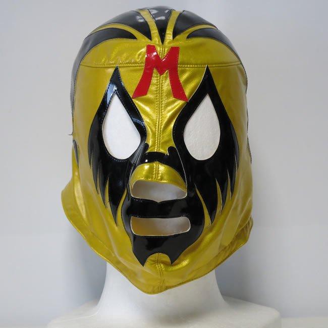 仮面貴族 ミル・マスカラス ゴールドトレード セミプロマスク  KM22639