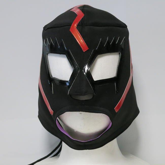 皇帝戦士 ビッグ・バン・ベイダー セミプロマスク ブラックジャージ素材 DM22807