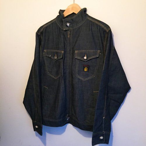 <img class='new_mark_img1' src='//img.shop-pro.jp/img/new/icons1.gif' style='border:none;display:inline;margin:0px;padding:0px;width:auto;' />denim light blouson