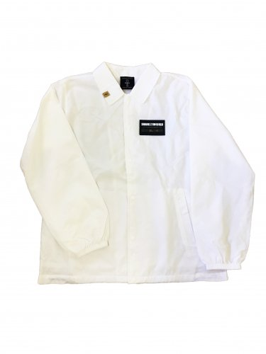 <img class='new_mark_img1' src='//img.shop-pro.jp/img/new/icons15.gif' style='border:none;display:inline;margin:0px;padding:0px;width:auto;' />Coach jacket【White】