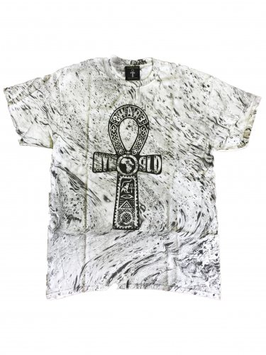 <img class='new_mark_img1' src='https://img.shop-pro.jp/img/new/icons15.gif' style='border:none;display:inline;margin:0px;padding:0px;width:auto;' />Marble black Tie Dye T-shirt