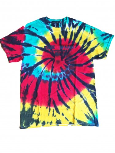 <img class='new_mark_img1' src='https://img.shop-pro.jp/img/new/icons15.gif' style='border:none;display:inline;margin:0px;padding:0px;width:auto;' />Rasta Tie Dye T-shirt