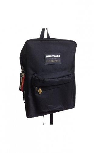 <img class='new_mark_img1' src='//img.shop-pro.jp/img/new/icons15.gif' style='border:none;display:inline;margin:0px;padding:0px;width:auto;' />Pocket BACKPACK【rubber patch】