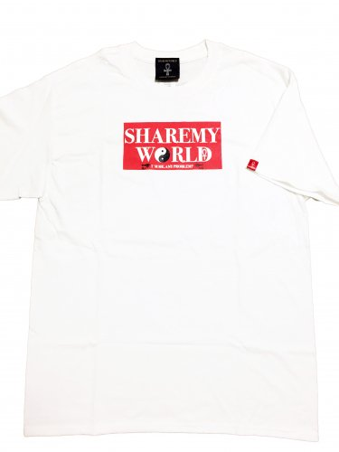 <img class='new_mark_img1' src='//img.shop-pro.jp/img/new/icons12.gif' style='border:none;display:inline;margin:0px;padding:0px;width:auto;' />Yin and yang T-shirt【White,Black】