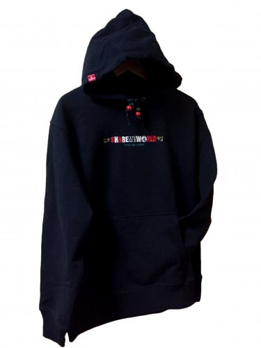 <img class='new_mark_img1' src='//img.shop-pro.jp/img/new/icons14.gif' style='border:none;display:inline;margin:0px;padding:0px;width:auto;' />Embroidery hoodie【Black】