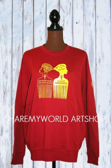 afrocomb Sweat