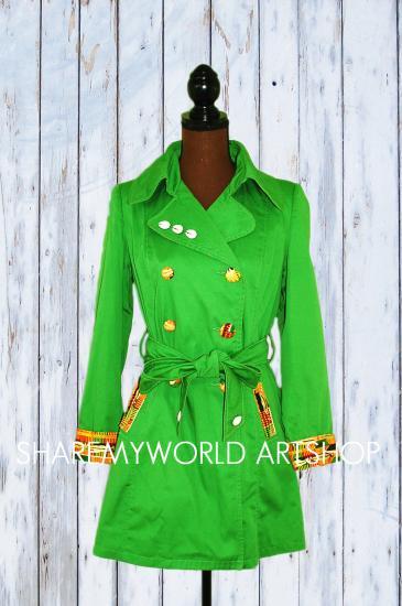 Remake spring jacket