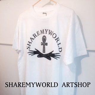 Ankh hand T-shirt【unisex】