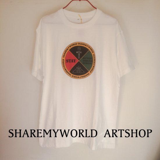 3 StayWord T-shirt【Basic】