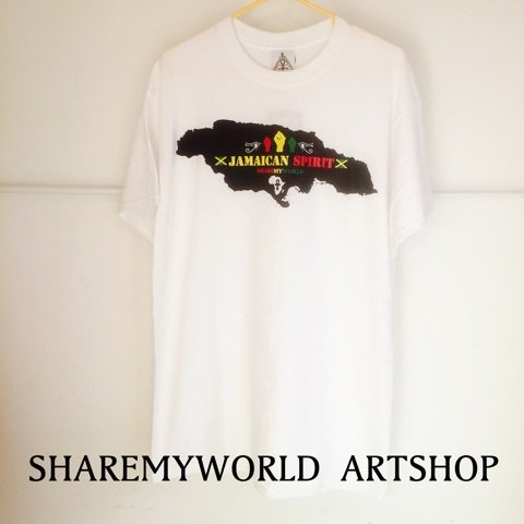 Jamaican Spirit T-shirt【Basic】