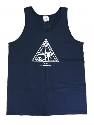 <img class='new_mark_img1' src='//img.shop-pro.jp/img/new/icons30.gif' style='border:none;display:inline;margin:0px;padding:0px;width:auto;' />Horus tank top【Navy】