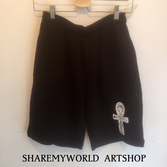Sweat shorts【Ankh】