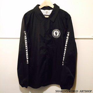 Coach jacket【Black emblem type】