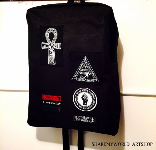 Ankh BACKPACK【Patchwork】