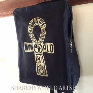 Ankh BACKPACK【Gold】